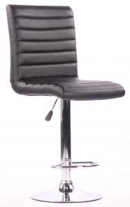 Daily Black LA bāra krēsls