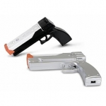 CTA Magnum Laser Gun Set for Wii/ Authentic feel/ Lightweight/ Compatible