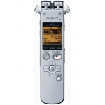 Sony ICD-SX712S Digital Voice Recorder 2GB+MicroSD Slot/ Studio CD Record