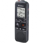 Sony ICD-PX312 Digital Voice Recorder 2GB+MicroSD Slot/ MP3 Recording/Pla