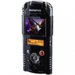 Olympus LS-20M Linear PCM Recorder/ 1920x1080 pixel, Full HD movie shooti