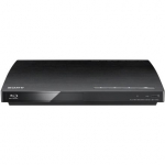 Sony BDP-S185 3D Blue-ray disc/DVD player, HD picture quality, easy to us