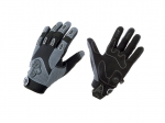 Author 7131229 Gloves AG gry/blk L